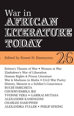 Alt 26 War in African Literature Today Cover Image