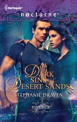 Dark Sins and Desert Sands Cover