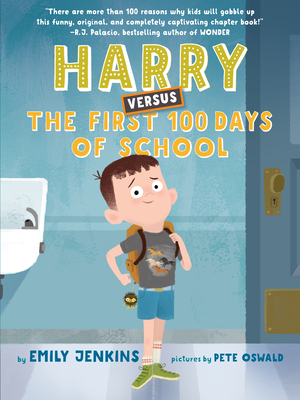 Harry Versus the First 100 Days of School Cover Image