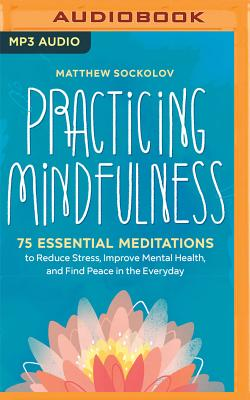 Practicing Mindfulness: 75 Essential Meditations for Finding Peace in the Everyday Cover Image