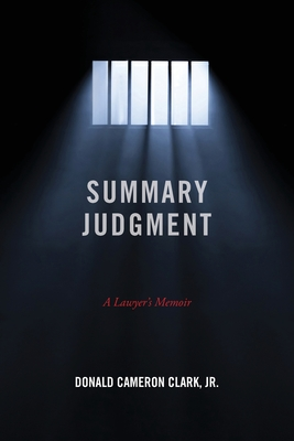 Summary Judgment: A Lawyer's Memoir Cover Image