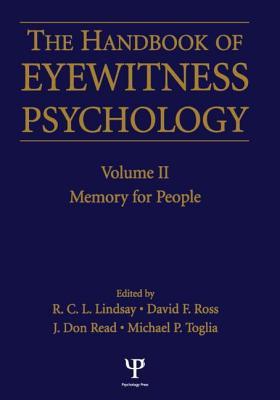 Handbook of Eyewitness Psychology 2 Volume Set Cover Image