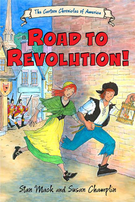 Road to Revolution! Cover