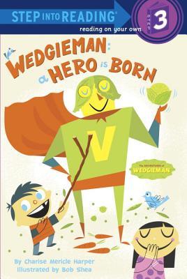 Wedgieman Cover
