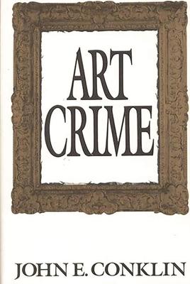 Cover for Art Crime