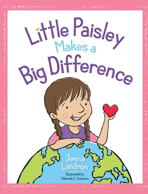 Little Paisley Makes a Big Difference Cover Image