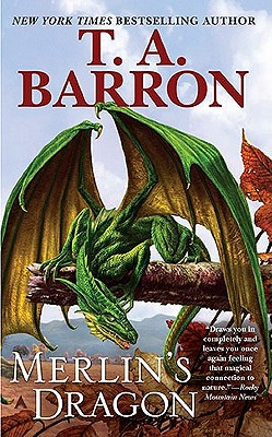 Merlin's Dragon Cover Image