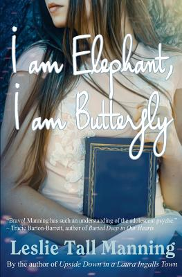Cover for i am Elephant, i am Butterfly