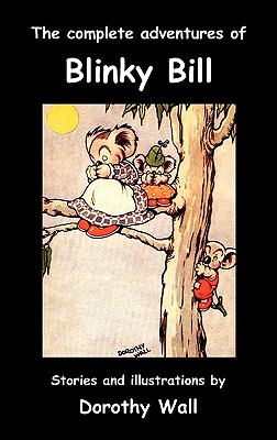 The Complete Adventures of Blinky Bill Cover Image