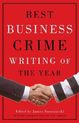 Best Business Crime Writing of the Year Cover