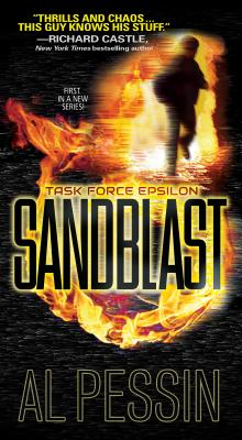 Sandblast: A Gripping New Military Thriller Cover Image