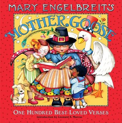 Mary Engelbreit's Mother Goose Cover