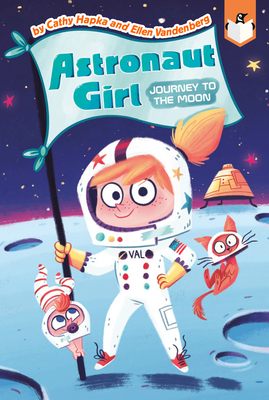 Journey to the Moon #1 (Astronaut Girl #1) Cover Image