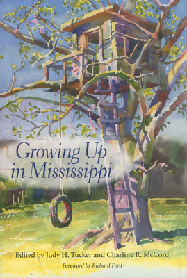 Cover for Growing Up in Mississippi
