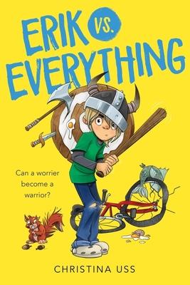 Erik vs. Everything Cover Image