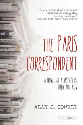 The Paris Correspondent Cover