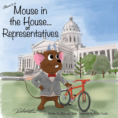There's a Mouse in the House of Representatives Cover Image
