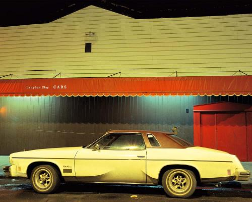 Langdon Clay: Cars: New York City, 1974-1976 Cover Image