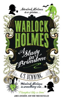 Warlock Holmes: A Study in Brimstone Cover Image