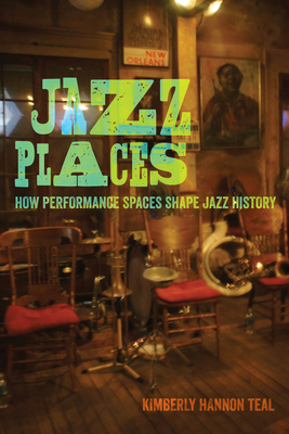 Cover for Jazz Places