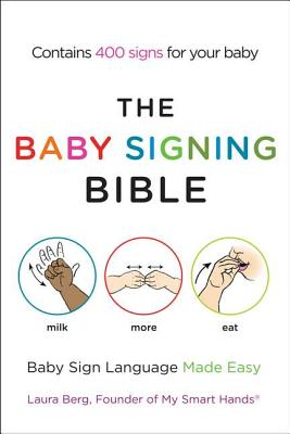 The Baby Signing Bible Cover