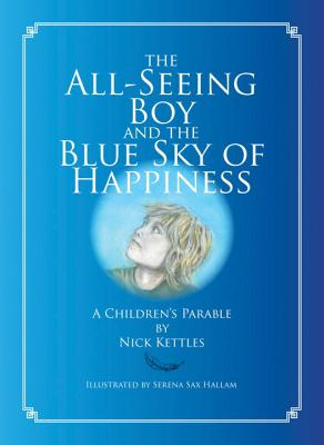 The All-Seeing Boy and the Blue Sky of Happiness Cover