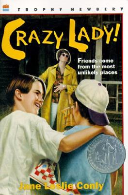 Crazy Lady! Cover Image