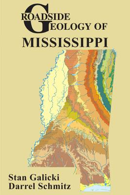 Roadside Geology of Mississippi Cover Image