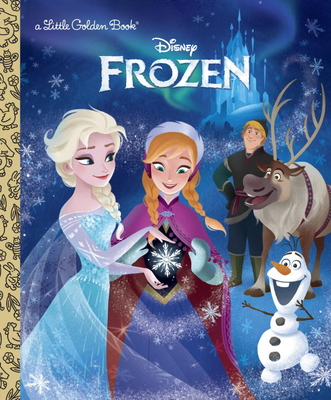 Frozen (Disney Frozen) (Little Golden Book) Cover Image