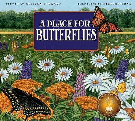 A Place for Butterflies Cover