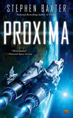 Cover for Proxima (A Proxima Novel #1)