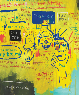 Writing the Future: Basquiat and the Hip-Hop Generation Cover Image