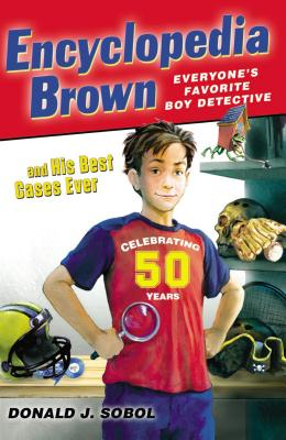 Encyclopedia Brown and his Best Cases Ever Cover Image