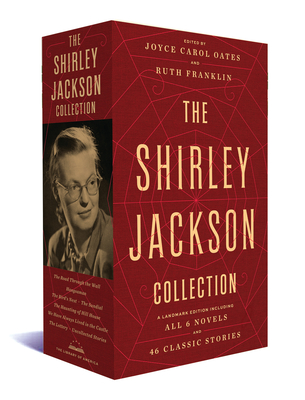 The Shirley Jackson Collection Cover Image
