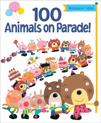 100 Animals on Parade! Cover