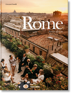 Rome. Portrait of a City Cover Image