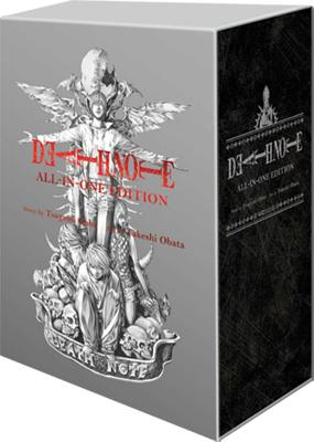Death Note (All-in-One Edition) Cover Image