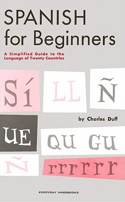 Spanish For Beginners Cover Image