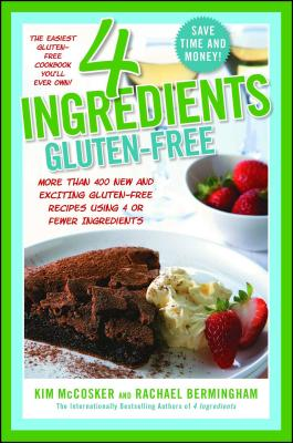 4 Ingredients Gluten-Free Cover