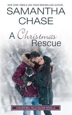 A Christmas Rescue: A Silver Bell Falls Holiday Novella Cover Image