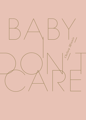 Baby, I Don't Care Cover Image