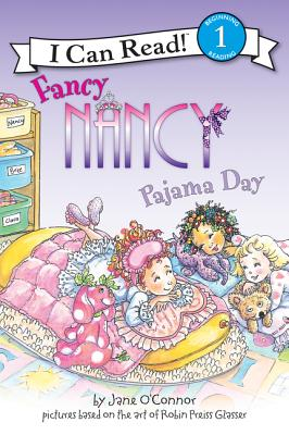 Fancy Nancy: Pajama Day (I Can Read Fancy Nancy - Level 1 (Hardback)) Cover Image