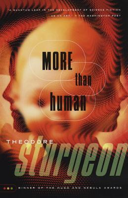 More Than Human Cover Image