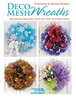 Deco Mesh Wreaths Cover