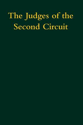 The Judges of the Second Circuit Cover Image
