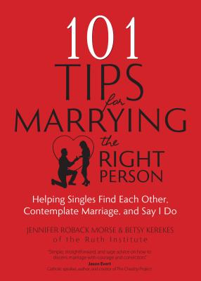 Cover for 101 Tips for Marrying the Right Person