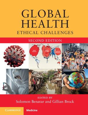 Global Health: Ethical Challenges Cover Image
