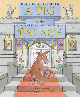 A Pig in the Palace Cover Image