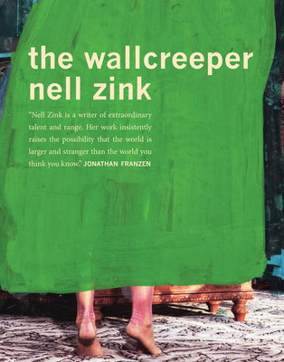 Cover for The Wallcreeper