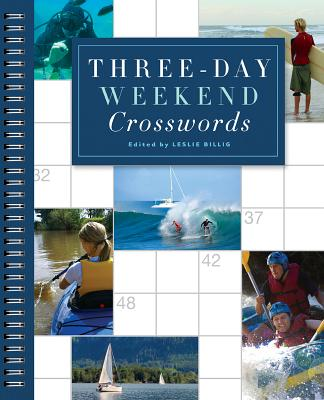 Three-Day Weekend Crosswords (Sunday Crosswords) Cover Image